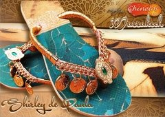 Havaianas customizadas Marrakech