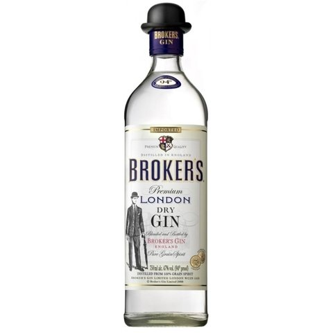 GIN BROKERS X 700 CC