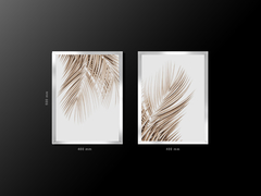 ANTIQUE FEATHER - SET X 2 CUADROS - comprar online