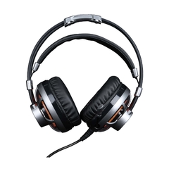 HEADSET GAMER 7.1 SURROUND CHANNEL C/ MICROFONE - L -  HGSS71 na internet