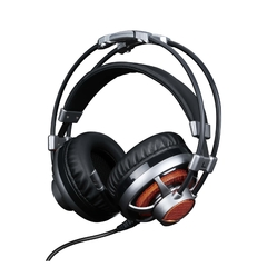 HEADSET GAMER 7.1 SURROUND CHANNEL C/ MICROFONE - L -  HGSS71