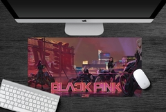 MOUSEPAD GAMER - BLACK PINK