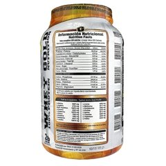 100% WHEY PROTEIN 2 lb - GOLD NUTRITION - comprar online