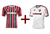 Kit com 2 Camisas do Fluminense Infantil Adidas