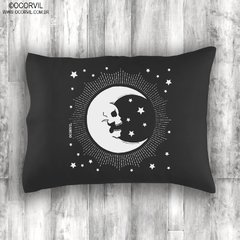 Skull Moon Pillowcase