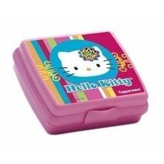 SANDWICHERA - HELLO KITTY-  650 ml - TUPPERWARE