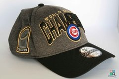 Boné Chicago Cubs New Era MLB World Series Champions 39THIRTY Draft Store