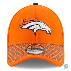 Boné NFL Denver Broncos New Era Sideline 17 39THIRTY - comprar online