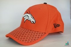 Boné NFL Denver Broncos New Era Sideline 17 39THIRTY Draft Store