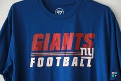 Camisa NFL New York Giants '47 Fade Back Draft Store
