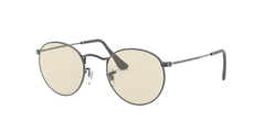 Ray-Ban RB3447 004/T2 ROUND METAL EVOLVE Anteojo de Sol Fotocromatico
