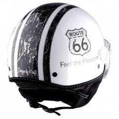 CAPACETE KRAFT PLUS HISTORIC ROUTE 66 - comprar online