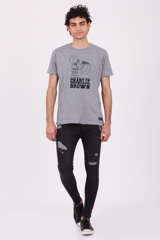 REMERA CHARLY BROWN - comprar online