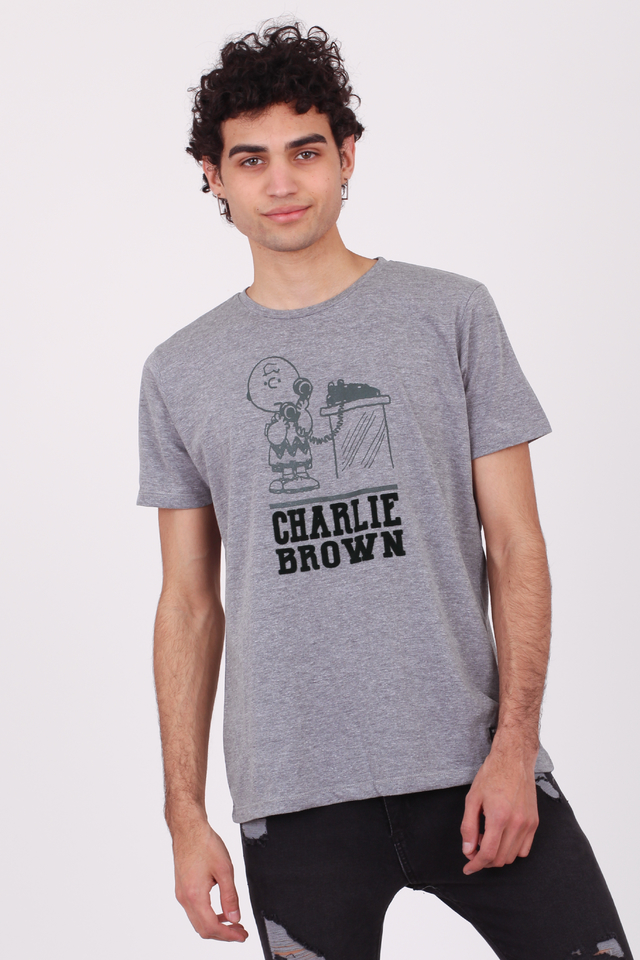 REMERA CHARLY BROWN