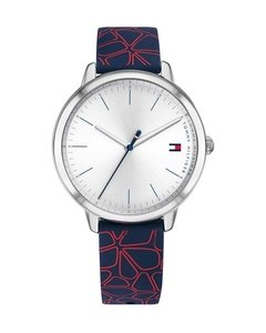Reloj Tommy Hilfiger Mujer 1782252 Azul Silicona Sumergible