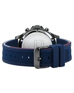 Reloj Tommy Hilfiger Hombre Azul 1791721 Multifuncion Wr 50m - Cool Time