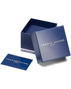 Reloj Tommy Hilfiger Hombre Dual Time 1791797 Cuero Marr¢n - Cool Time