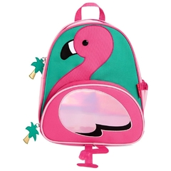 Skip Hop Zoo Little Kid Backpack - Flamingo