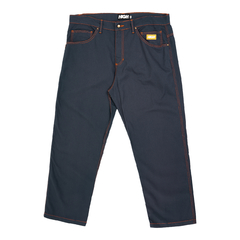 CALÇA HIGH CHINO PANTS COLORED GREY