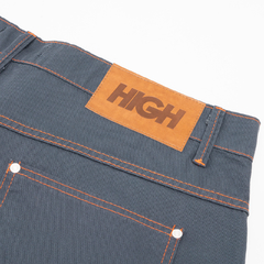 CALÇA HIGH CHINO PANTS COLORED GREY - O.W.L Store