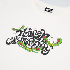 CAMISETA HIGH GROOVE WHITE - comprar online