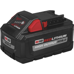 Bateria De Litio 18v 8,0 Ah Milwaukee M18 Red Lithium Xc8.0