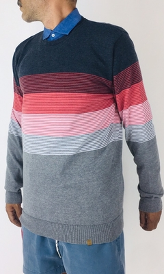 SWEATER LIGHT RAY RED - comprar online