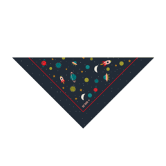 BANDANA ROCKET BLUE- NEW IN!