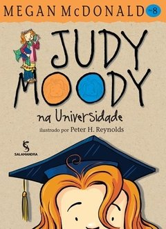 Judy Moody  Vol.08 - Na Universidade