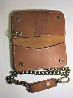Leather wallet - buy online