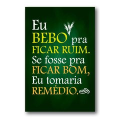 PLACA EU BEBO