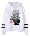 Buzo Unisex Adulto Boku No Hero Bakugo Grafitty