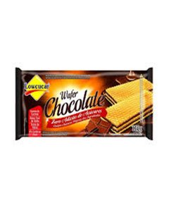 WAFER LIGHT SABOR CHOCOLATE