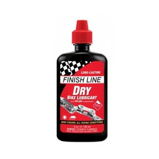 Lubrificante Finish Line Seco Teflon - 120ml