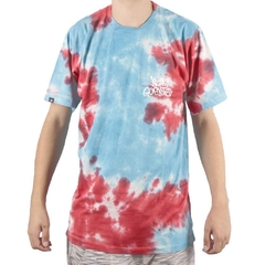 camiseta chronic tye dye skate in panta