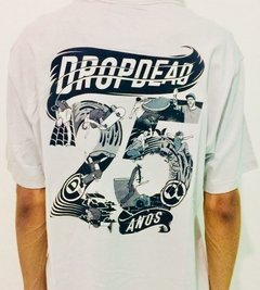 CAMISETA DROP DEAD 25 ANOS