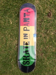 shape skate in panta reggae