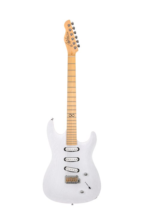 Chapman Guitars ML1 Pro Traditional White Dove ML1P TRD WHT Con Estuche Rigido Chapman
