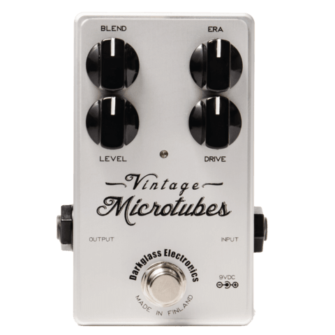 Pedal Darkglass Vintage Microtubes Bass Overdrive