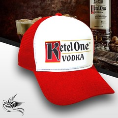 BONÉ VODKA KETEL ONE RED - comprar online