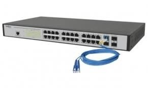 SWITCH INTELBRAS 24P GIGA 4P MINI SG2404MR