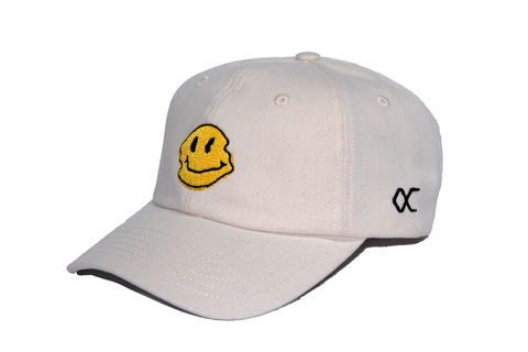 Other Culture - Dad Cap Smile Bege