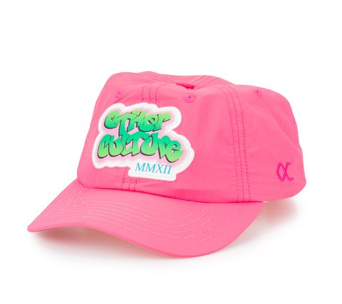 Other Culture bone aba curva rosa Snapback - Beal air Pink