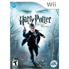 HARRY POTTER E AS RELÍQUIAS DA MORTE PARTE 1 EA - WII