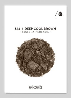 Sombra DEEP COOL BROWN - SI4 - comprar online