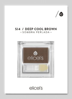 Sombra DEEP COOL BROWN - SI4