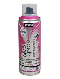 DecoSpray Pebeo Color FUSCHIA 200ml. en internet