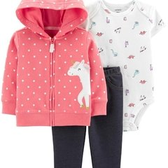 Set Carter´s con campera Suc Gaona 192135999394