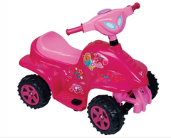 Cuatriciclo Biemme 1528 Mini Quad Barbie 6V