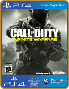 PS4 Call of Duty Infinite Warfare Psn Original 1 Mídia Digital PORTUGUÊS